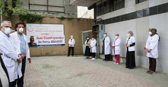 Dr. Kalaycı'nın adı çalıştığı merkeze verildi