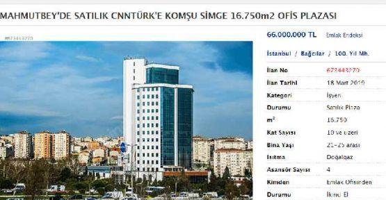 Dünya gazete binasını satışa çıkardı