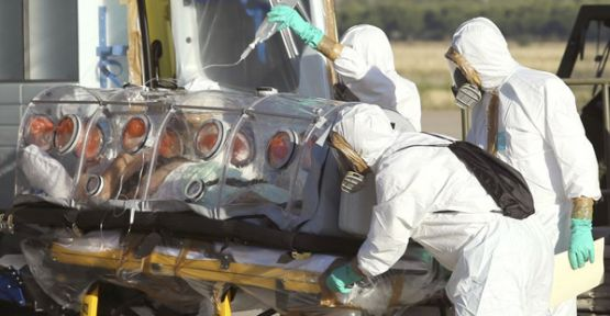 Ebolada ağır bilanço : 10 bin kişi yaşamını yitirdi