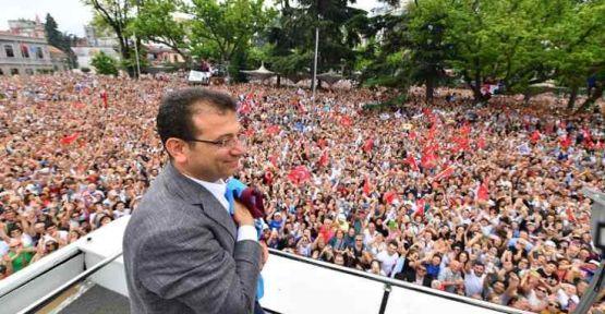 Ekrem İmamoğlu: Demokrasi mücadelesi vereceğim
