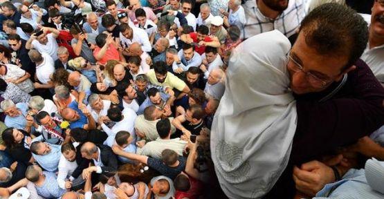 Ekrem İmamoğlu'na memleketi Trabzon'da sevgi seli