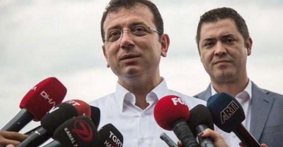 Ekrem İmamoğlu'nun kayyım tepkisi: Herkes haddini bilecek