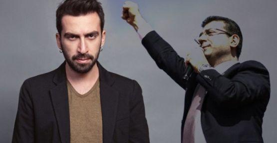 Erdem Yener'den İmamoğlu'na: Ensendeyiz ve yanındayız