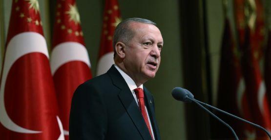 Erdoğan: 15 Temmuz gecesi, bu millete zincir vurmayı tekrar denediler