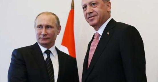 Erdoğan, 9-10 Mart'ta Rusya'da temaslarda bulunacak