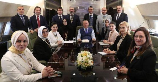 Erdoğan: AB'nin sağı solu belli olmuyor
