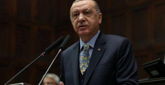 Erdoğan: Barıştan söz etmek için üstünlük sağlanmalı