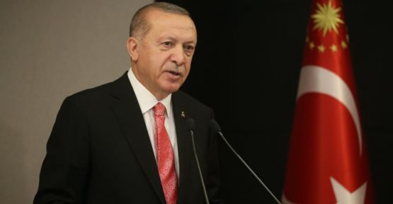 Erdoğan: Barolarla ilgili kanun teklifini yarın Meclis'e getiriyoruz