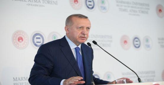 Erdoğan: Beyin ölümünü kontrol ettir