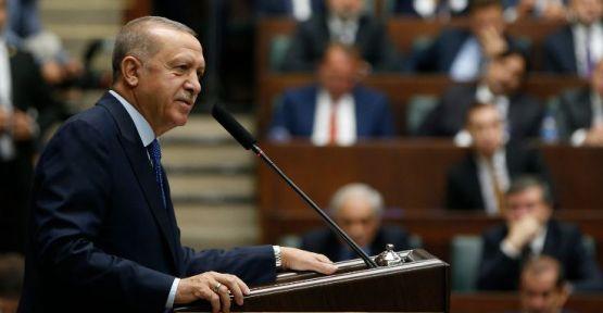 Erdoğan: 'Bu harekata ihtiyacımız vardı, yaptık'