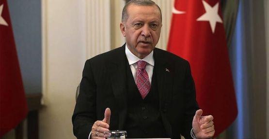 Erdoğan: Bu tür sosyal medyanın tamamen kaldırılmasını istiyoruz