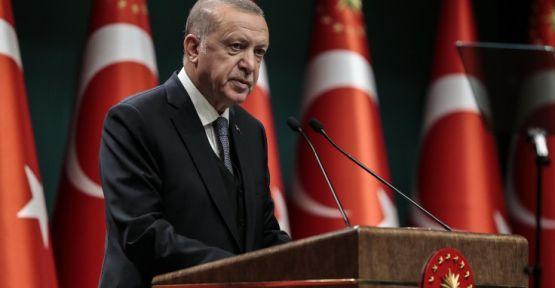 Erdoğan: Bunların maksadı kültürel mirası savunmak değil