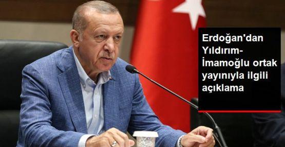 Erdoğan: Canlı yayın son haftaya ışık tutacak