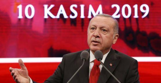 Erdoğan: 'Cumhuriyet'e en büyük katkıyı biz yaptık'