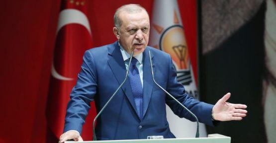 Erdoğan: Güvenli bölge olmazsa kapıları açarız