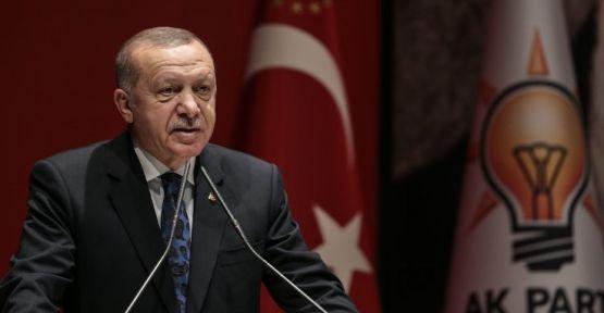 Erdoğan: İstanbul seçimini AK Parti kazandı, Kanal İstanbul'u yapacağız