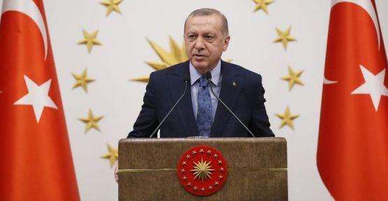 Erdoğan: Kadrolu personelde 'yan gel yat' mantığı var