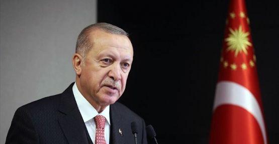 Erdoğan: Kıdem tazminatını niye çözemiyorsunuz?