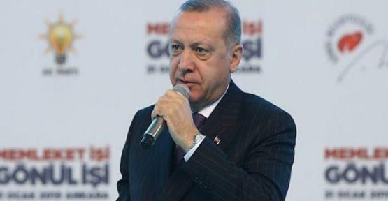 Erdoğan: Markette ne varsa tanzimde olacak