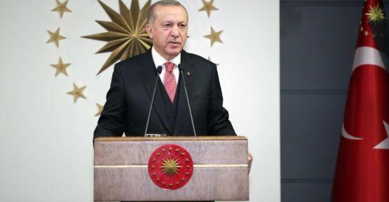 Erdoğan: Milli Dayanışma Kampanyası başlatıyoruz