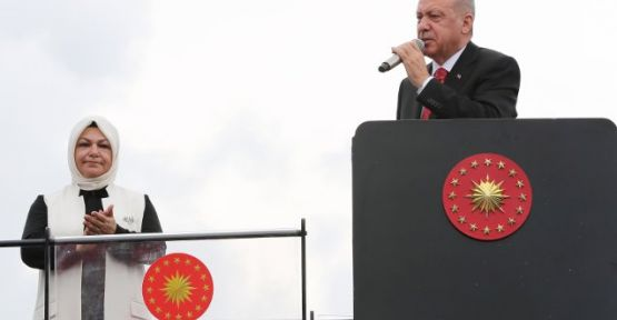 Erdoğan: Pazar günü Sisi mi diyeceğiz Yıldırım mı?