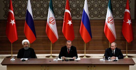 Erdoğan: PYD'nin kontrolündeki bölgeleri güvenli hale getirene kadar durmayacağız