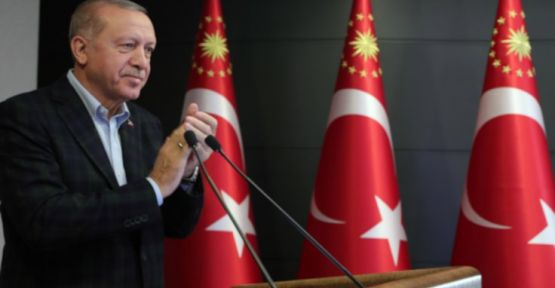 Erdoğan: Sizi sıkıntıya düşürüyorsak özür dilerim
