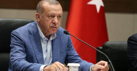 Erdoğan: Suriyelilerden katkı payı alınacak