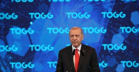 Erdoğan: Yarli aracı 2022'de banttan indirmeyi planlıyoruz