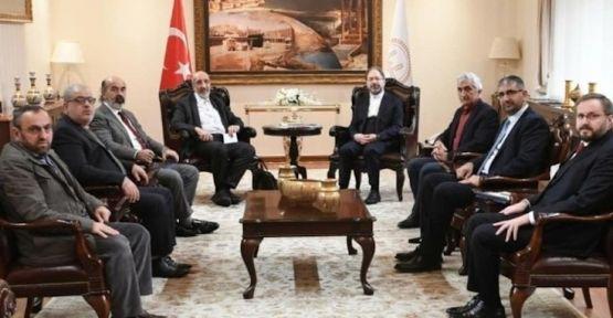 Erdoğan'a sunulan İstanbul Sözleşmesi raporu