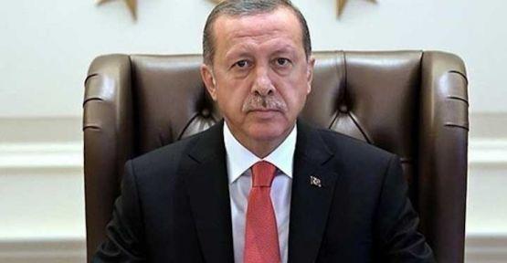 Erdoğan'dan 5 CHP'li için suç duyurusu