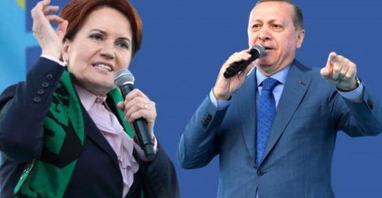 Erdoğan'dan Akşener'e: Bunlar senin iyi günlerin