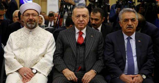 Erdoğan'dan Alevi evine çarpı işaretine tepki: Hesabı sorulacak