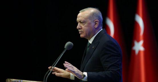 Erdoğan'dan Berfin mesajı: Hukuk eşittir kanun değildir