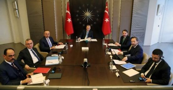 Erdoğan'dan G20'de tüm ülkelere 'koronavirüs' çağrısı