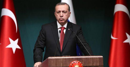 Erdoğan'dan koalisyon tweeti
