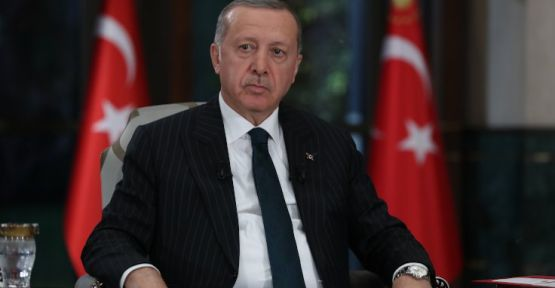 Erdoğan'dan üç lidere Twitter'dan cevap verdi