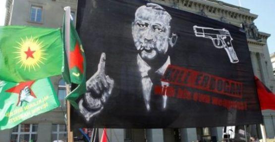 'Erdoğan'ı öldürün' pankartında ilk karar