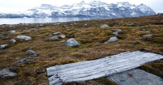 Eriyen buzullar tehlikeli hastalıklara gebe