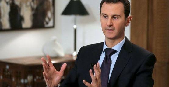 Esad: İdlib geçici bir çözüm, sonuç belli