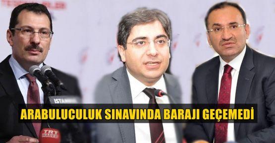 Eski Adalet Bakanı Bozdağ arabuluculuk sınavını geçemedi