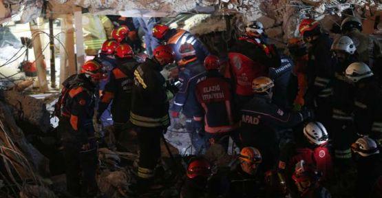 Depremde son kişi enkaz altından çıkarıldı, can kaybı 41'e yükseldi