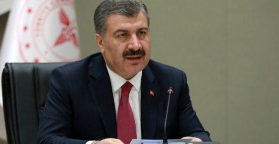 Fahrettin Koca: Son 24 saatte 109 kişi öldü