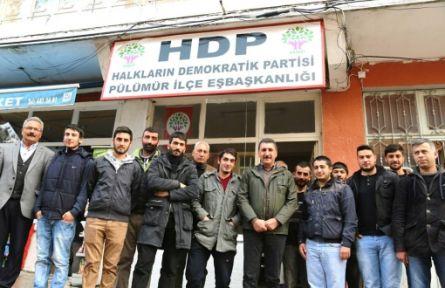 Ferhat Tunç: Ankara'nın Havası Dersim'le Değişir