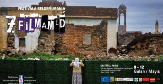 FilmAmed Film Festivali yarın başlıyor