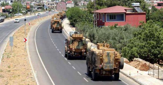Fırat'ın doğusuna askeri harekat hazırlığı iddiası