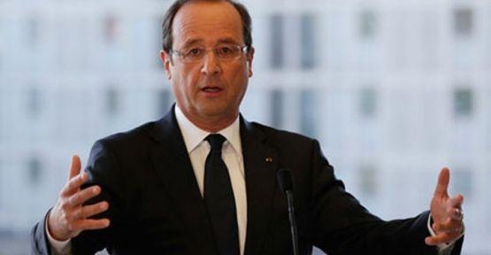 Fransa Cumhurbaşkanı Hollande: Yeniden aday olmayacağım