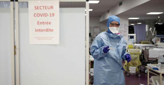 Fransa'da koronavirüs kaynaklı ölüm sayısı 9 bine yaklaştı