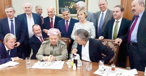 Fransız elçi: Barzani'yi yanlış yönlendirdik
