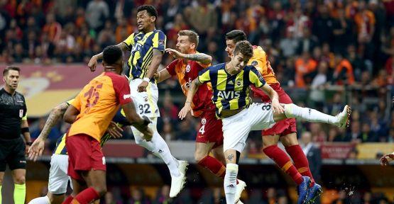 Galatasaray: 2 - Fenerbahçe: 2